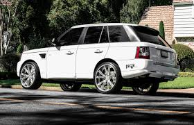 range rover black rims land rover range rover sport niche ritz wheels brushed chrome lip