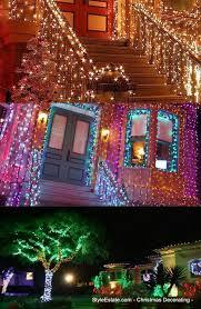 homes with extraordinary exterior christmas light displays 03