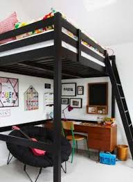 chambre ado mezzanine une chambre ado fille avec petit salon sous mezzanine