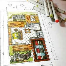 Sketch Floor Plan 113 Best Planta Baixa Humanizada Images On Pinterest Ground