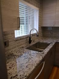 two tone modern kitchen bellevue modern 2 tone kitchen remodel