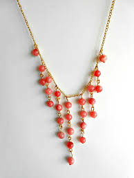 diy necklace bead images Diy statement beaded bib necklace jpg