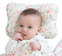 baby pillow shaping for newborn infant