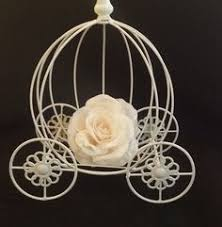 princess carriage centerpiece where to buy disney carriage centerpiece wedding centerpieces on