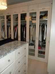 Sliding Glass Doors For Closet by Remarkable Neutral White Walk In Closet Decorating Ideas With Open