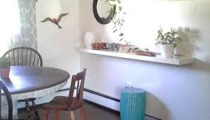 dining room wall shelves thick floating wall shelves lovely diy dining room open shelving