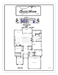 Icon Floor Plan by Encore By Icon Homes
