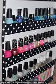 nail polish caddy organizer images