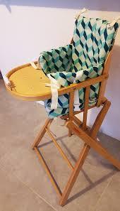 coussin chaise haute avec sangle coussin chaise haute combelle chaise haute combelle coussin
