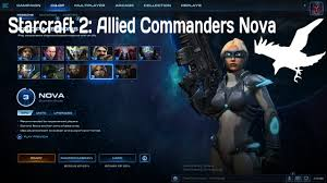 Starcraft Meme - nova stukov and memes starcraft 2 allied commanders youtube
