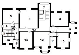hunterston house second floor layout