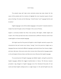 Language Spoken In Resume Collection Of Solutions Example Of History Essay With Additional