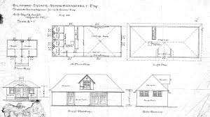 building plan elevation section ppt home design and furniture