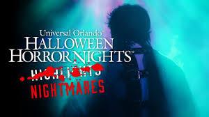 twitter halloween horror nights look back at halloween horror nights event highlights youtube