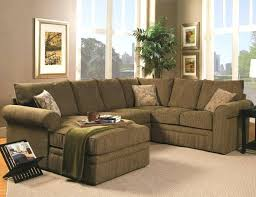 living room with recliner shaped couch light grey sectional