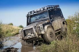 land rover defender tweaked automotive builds land rover defender 90 spectre edition