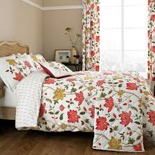 buy sanderson options pondicherry red bedding home focus at hickeys