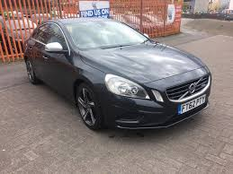 2013 62 volvo s60 r design d4 163bhp one company owned vehicle