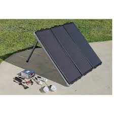 12 volt fan harbor freight simply connect the solar panels to your own 12 volt dc storage