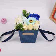 s day flowers gifts flydream soap flower gift box roses s day