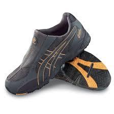 Neo Slip On by Men U0027s Asics Tiger Paw Neo Slip Ons Gray Yellow 86376