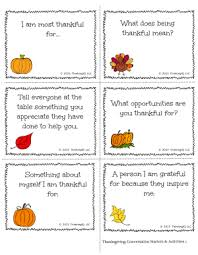 thanksgiving gratitude conversation cards activities thinkingiq
