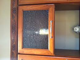 Glass Door Cabinets For Kitchen Kitchen Bubble Glass Kitchen Cabinet Doors Table Accents Water