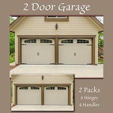 Overhead Door Hinges Household Essentials Hinge It Magnetic Decorative Garage Door