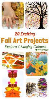20 fall art projects you must try kids craft room
