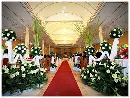 Church Decorations For Wedding Black And White Wedding Church Decorations 99 Wedding Ideas
