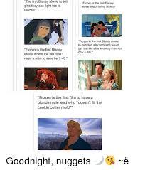 Frozen Movie Memes - the first disney movie to tell frozen is the first disney girls they