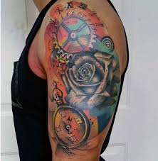 100 watercolor tattoo designs for men cool ink ideas