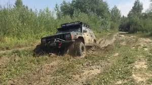 jeep girls girls way of driving a jeep 4x4 in a mud youtube