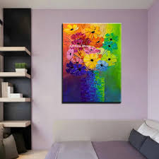 aliexpress com buy famous hand painted acrylic abstract modern