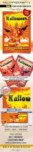 20 free psd halloween flyer templates free psd templates