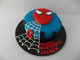 25 spider man cakes ideas spider man