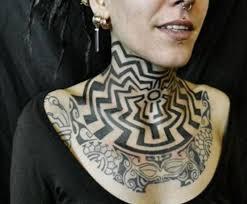 imagenes tatuajes cuello tatuajes anatómicos realistas en el cuello tattos web oficial