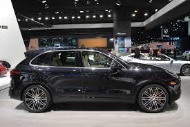 Porsche Cayenne Roof Rack - 2015 porsche cayenne turbo s partsopen