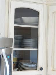 Glass Cabinet Door To Put Glass In Cabinet Doors