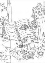 jake land pirates coloring picture disney coloring