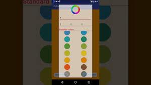 android color picker android color picker