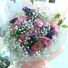 bouquet delivery girl flower bouquet flower delivery south korea 320 5