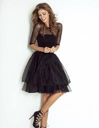 spodnica tiulowa spódnica tiulowa fiona wow kolor czarny showroom