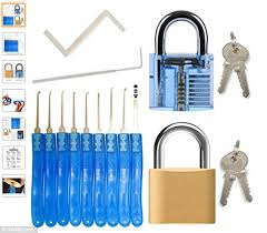 amazon alert black friday amazon comes under fire for selling a lock picking kit daily