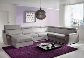 grand canapé d angle tissu grand canapé d angle shane en u 6 places cuir ou tissu