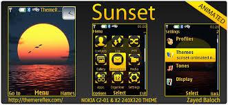 nokia 5130 menu themes 2700 themes themereflex
