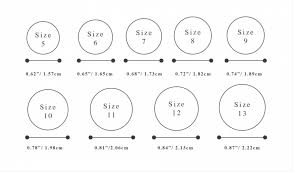wedding ring sizes wedding ring sizing wedding ideas