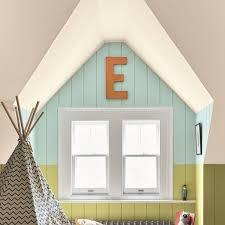 peindre chambre 2 couleurs comment peindre une chambre avec 2 couleurs affordable bleu