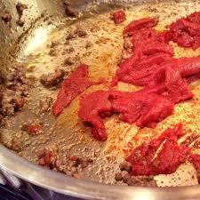 browning tomato paste the mountain kitchen tips