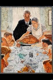 norman rockwell thanksgiving wallpaper wallpapersafari